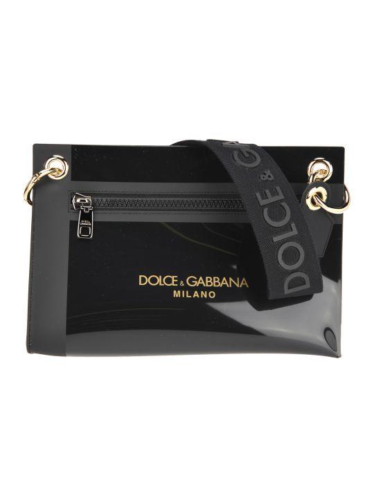 Dolce & Gabbana Dolce&gabbana Pvc Mini Bag