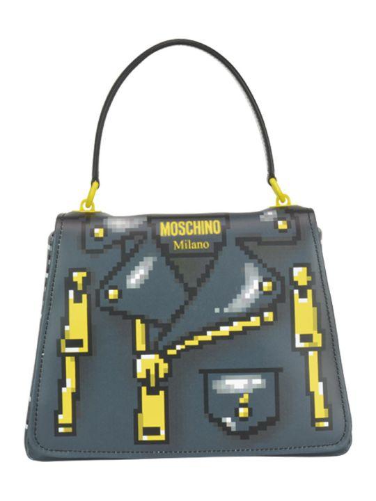 Moschino Pixel Capsule Hand Bag