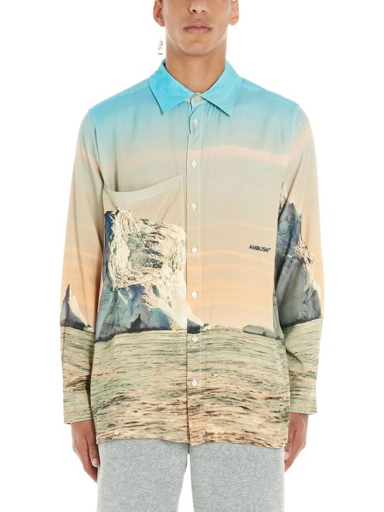 AMBUSH 'iceberg' Shirt