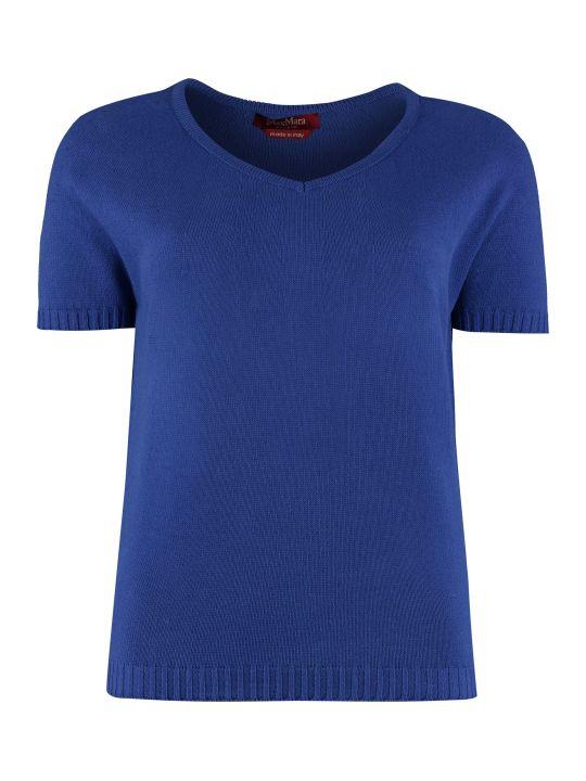 Max Mara Studio Matera Knitted T-shirt