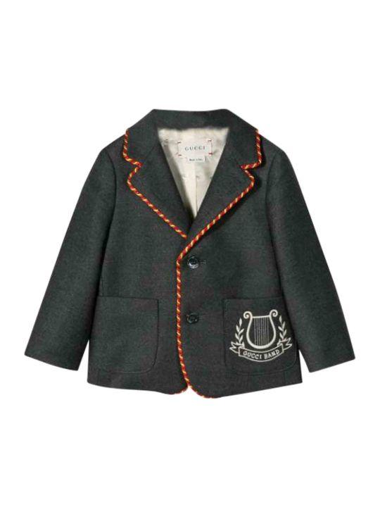 Gucci Gucci Band Jacket