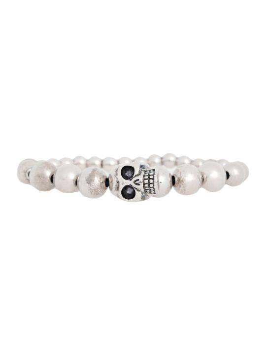 Alexander McQueen Skull Bracelet Ball