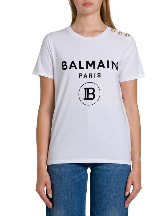 Balmain New Logo Tee