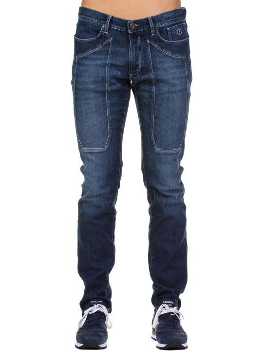 Jeckerson Jeckerson Straight Leg Jeans