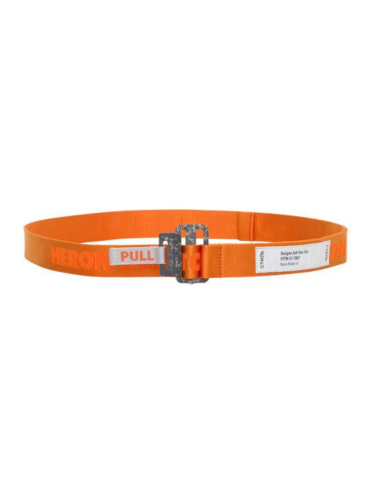 HERON PRESTON Pull Logo Belt