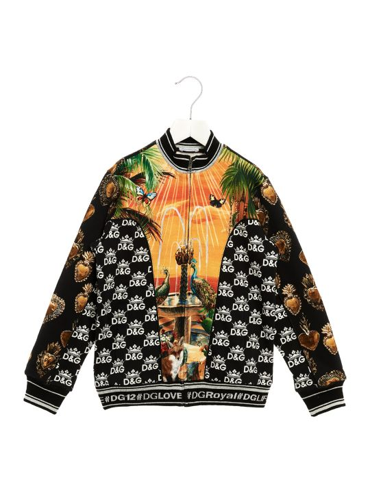 Dolce & Gabbana 'giardino' Sweatshirt