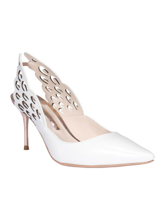 Sophia Webster Angelo Mid Sling Back
