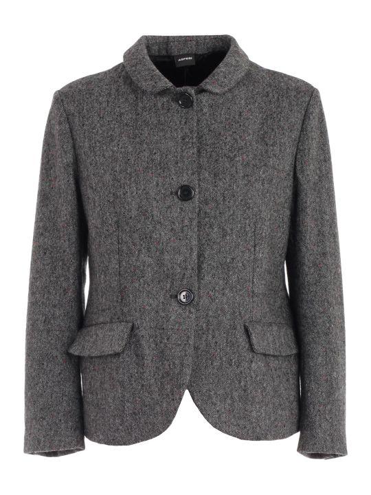 Aspesi Jacket Short Shetland