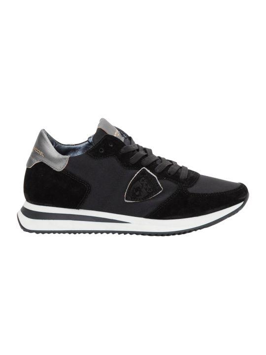 Philippe Model Sneaker Tropez X Metallizzata