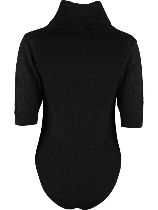 Mes Demoiselles Shakira Turtleneck Blend Wool Pullover