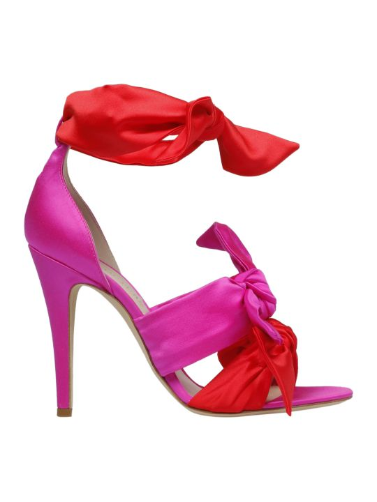 GIA COUTURE Bow Tie Sandals