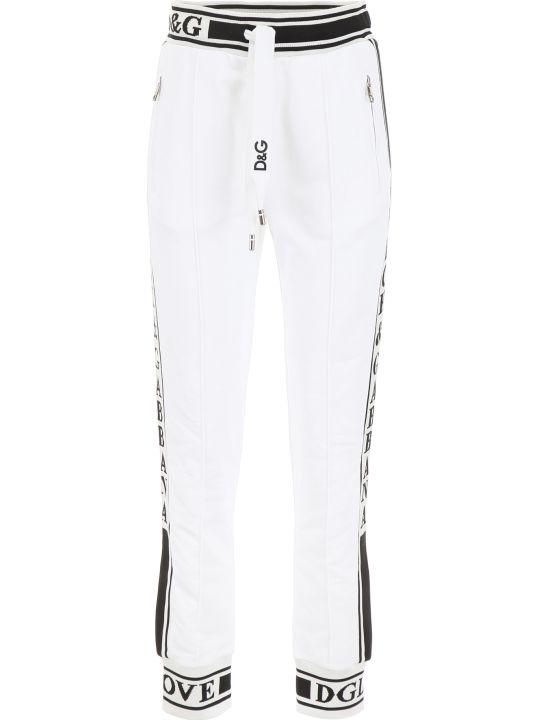 Dolce & Gabbana Logo Joggers
