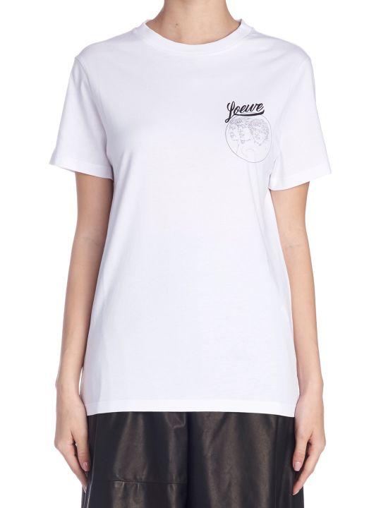 Loewe 'loewe Bird' T-shirt