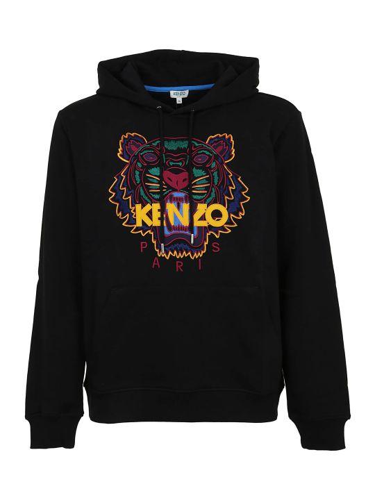 Kenzo Classic Tiger Emb Hoodie