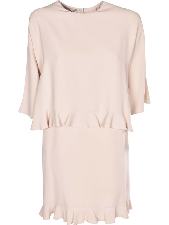 Stella McCartney Ruffle Trim Dress