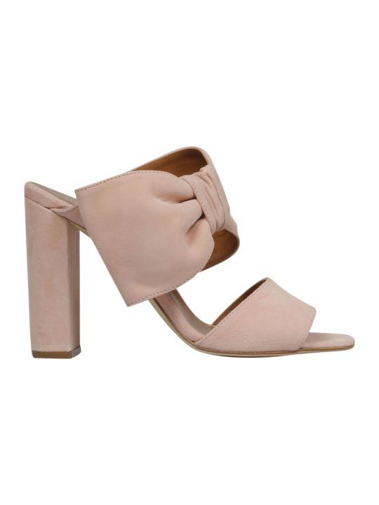 Paris Texas Bow Strap Sandals