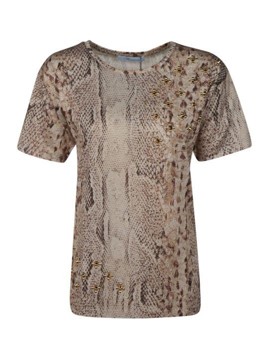 Blumarine Embellished T-shirt