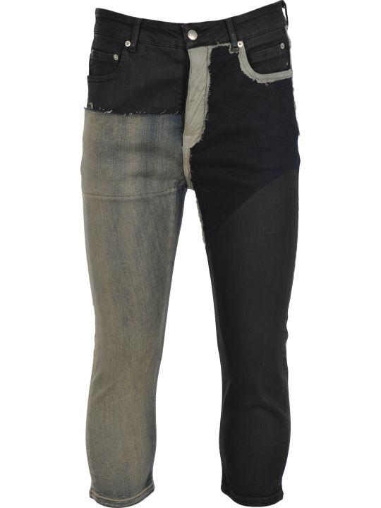 Rick Owens Babel Cropd Jeans