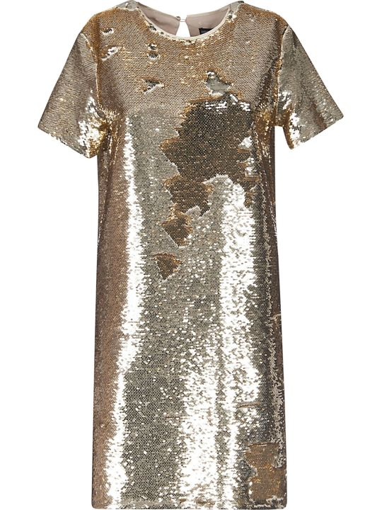 Giorgio Armani Embellished Dress