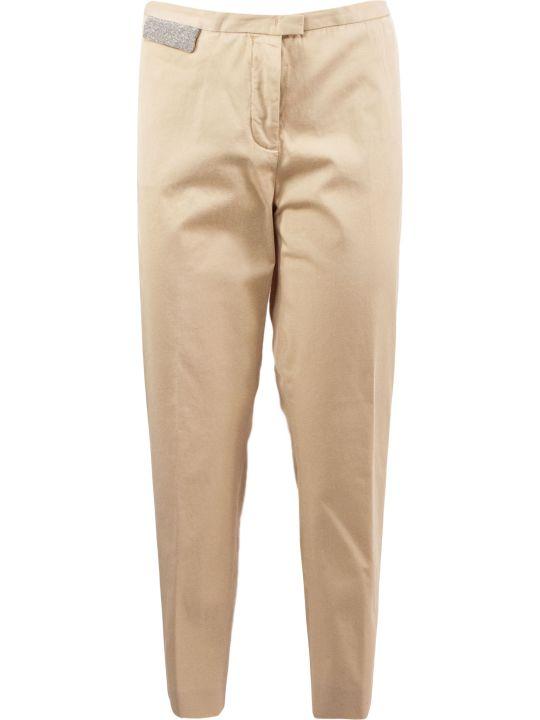 Fabiana Filippi Deruta Iconic Capri Style Pants