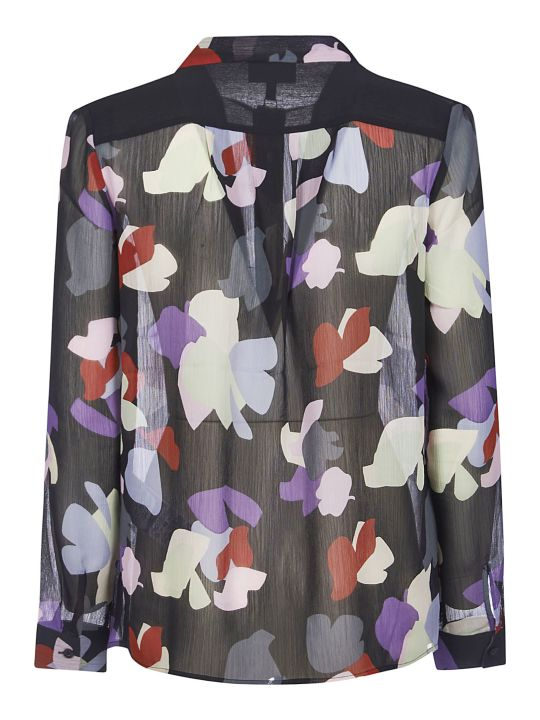 Emporio Armani All-over Printed Shirt