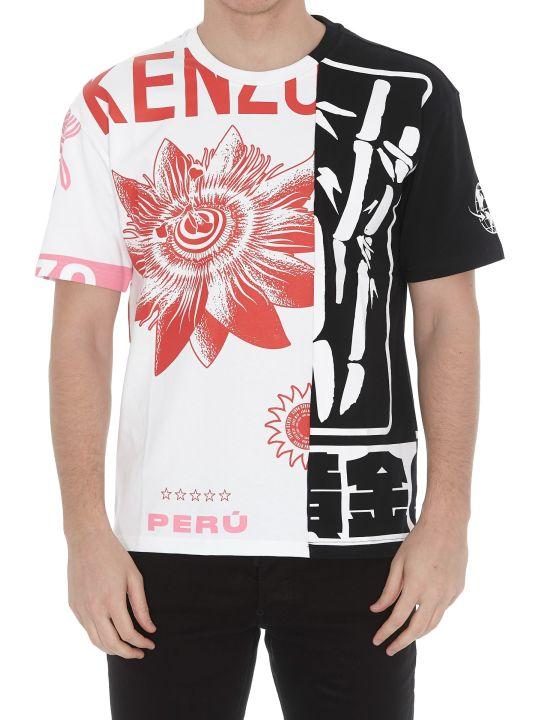 Kenzo Printed Tshirt