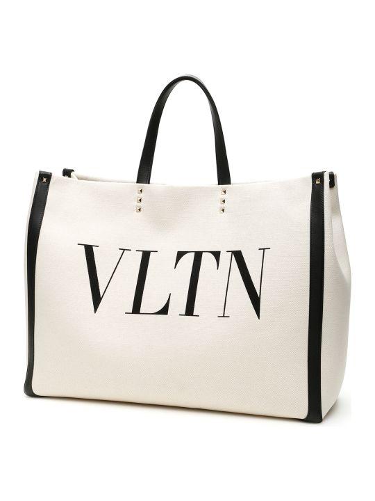 Valentino Garavani Large Vltn Tote Bag