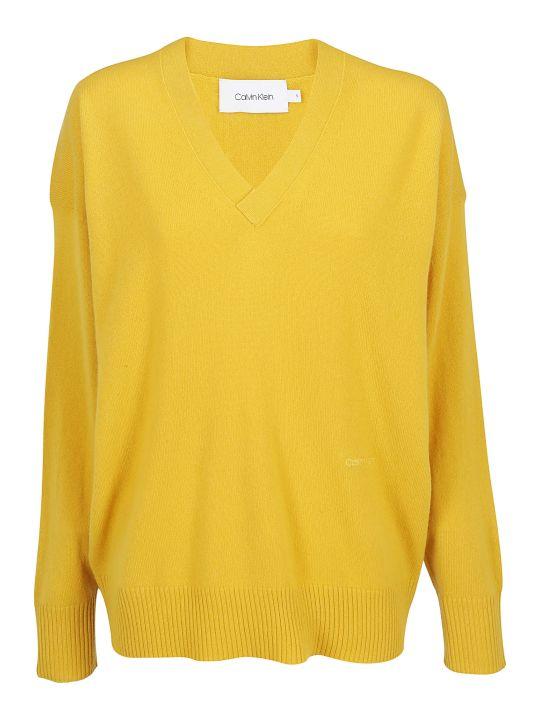 Calvin Klein V- Neck Knitwear