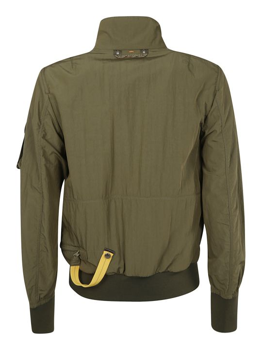 Parajumpers High-neck Ribbed Jacket