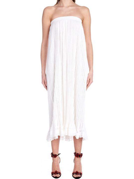 Alaia 'falbalas'' Skirt