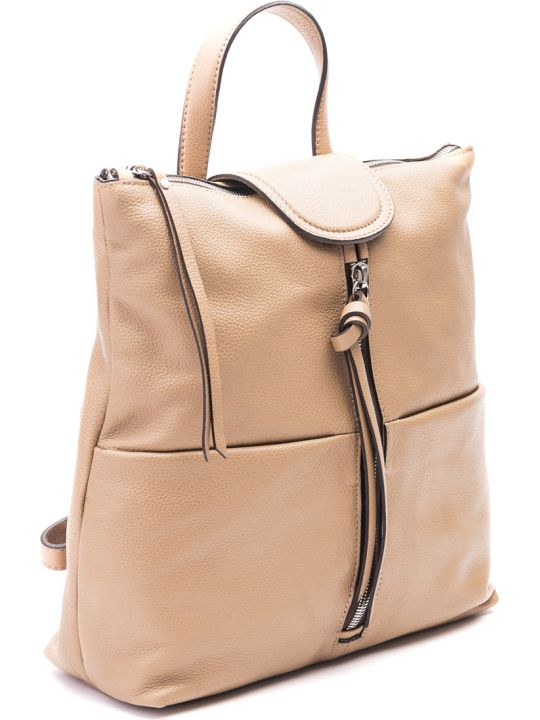 Gianni Chiarini Leather Backpack