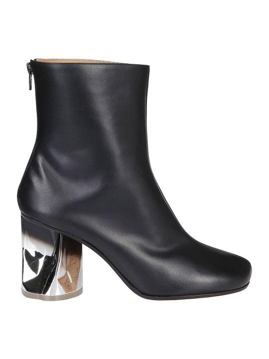 Maison Margiela Crushed Ankle Boot