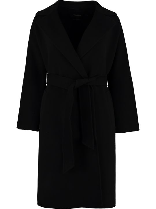 Weekend Max Mara Ted Virgin Wool Coat