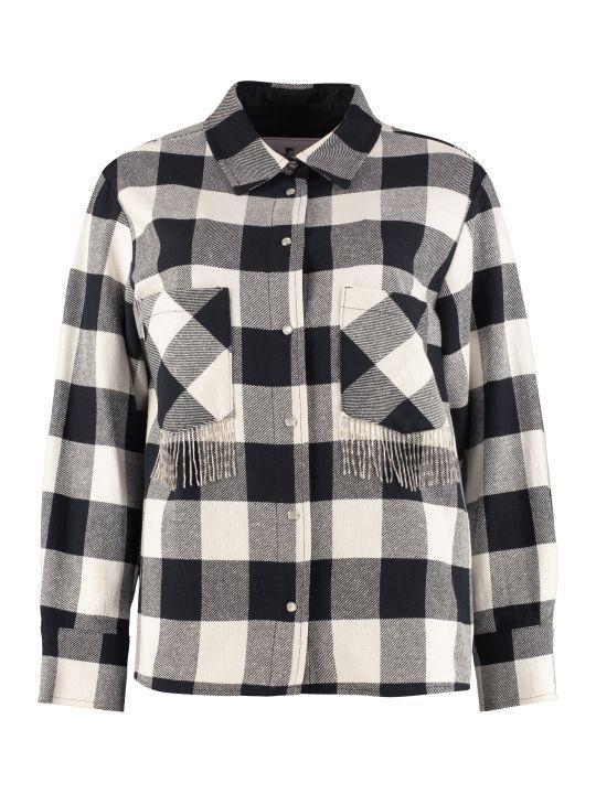Woolrich Gingham Overshirt