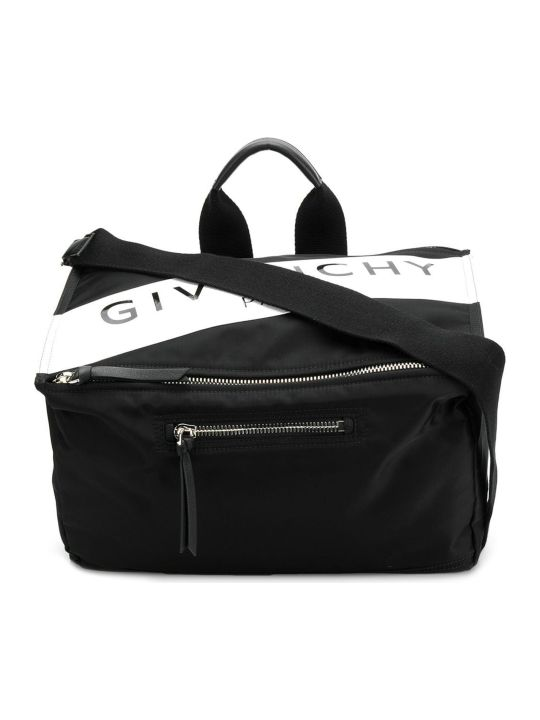 Givenchy Logo Box Messenger Bag