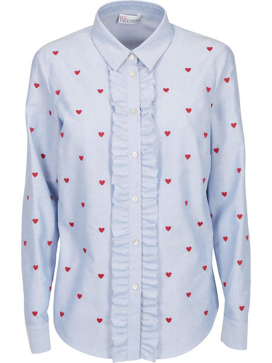 RED Valentino Heart Shirt