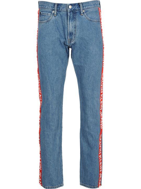 Calvin Klein Jeans Iconic Mid Stone Band Logo