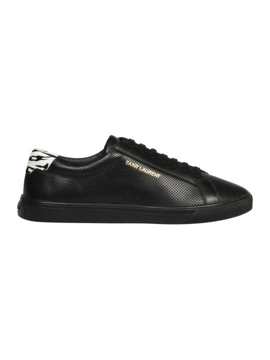 Saint Laurent Andy Low Top Sneakers