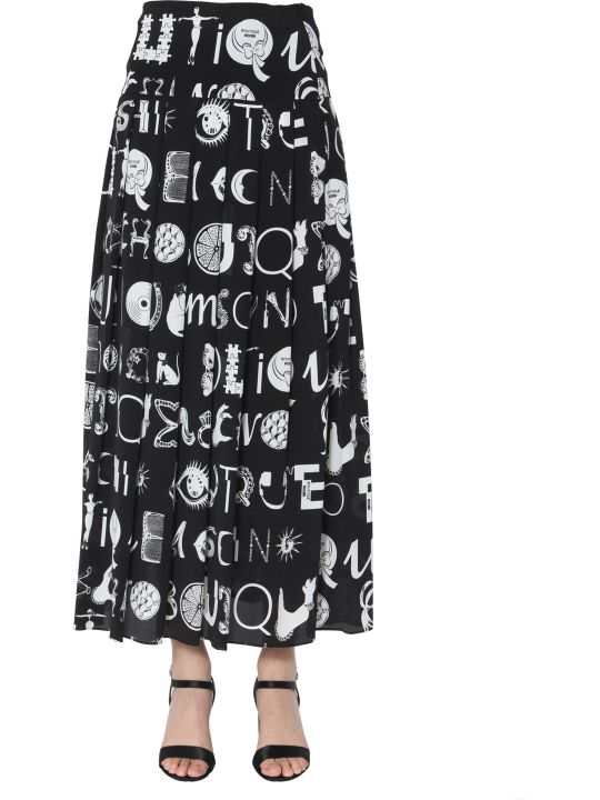 Boutique Moschino Long Skirt