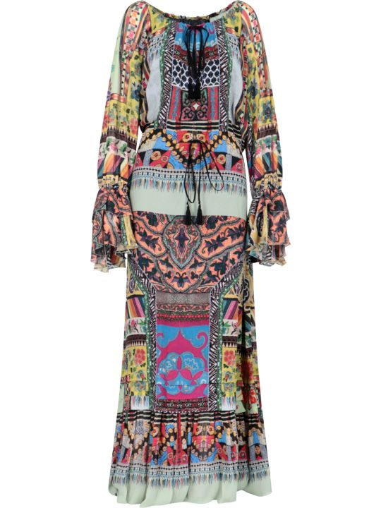 Etro Patchwork Dress