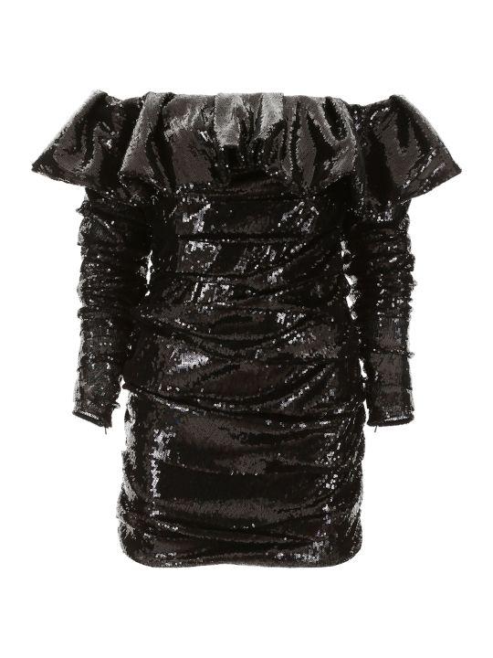 ATTICO Sequins Mini Dress