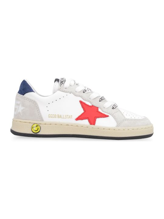 Golden Goose Ballstar Low-top Sneakers