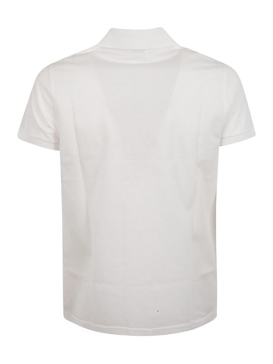 Saint Laurent Classic Short Sleeve Polo Shirt