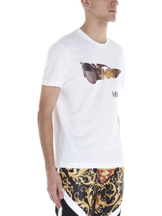Versace 'biggie Sunglasses' T-shirt
