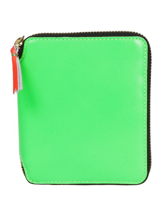 Comme des Garçons Wallet All-around Zip Wallet
