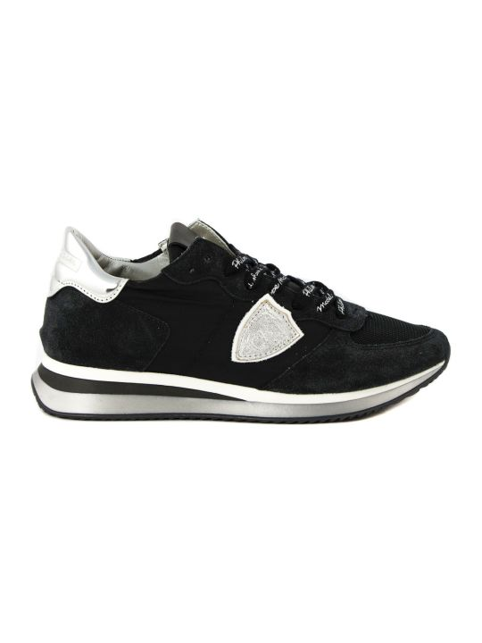 Philippe Model Tropez X Sneaker Black