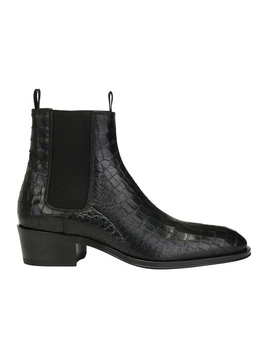 Giuseppe Zanotti Atlanta Zanzaroun Boots