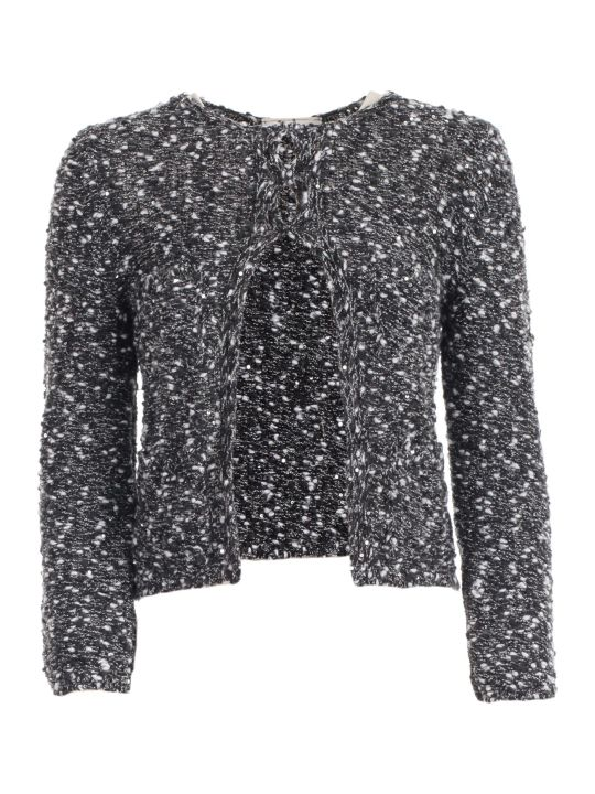 Snobby Sheep Blazer Short W/paillettes