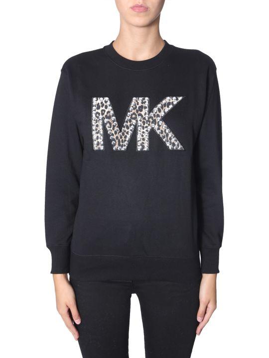 MICHAEL Michael Kors Round Neck Sweatshirt