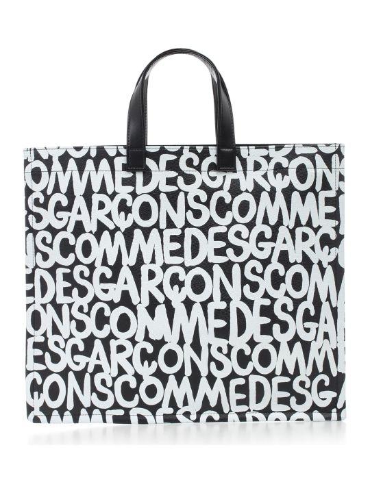Comme des Garçons Shopping Bag W/written